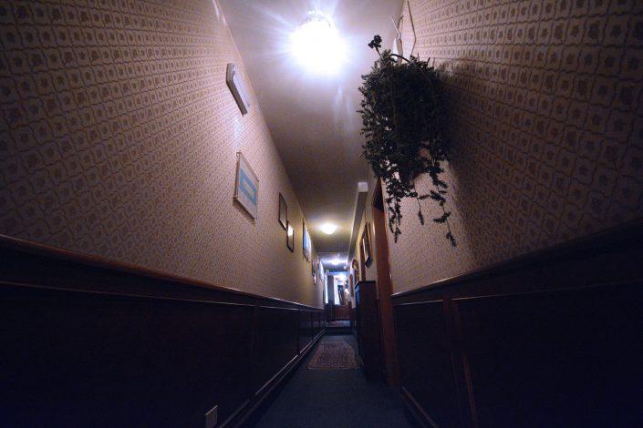 panoramica corridioio hotel falier