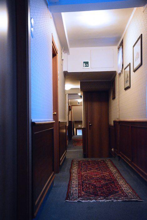 ingresso camere hotel venezia