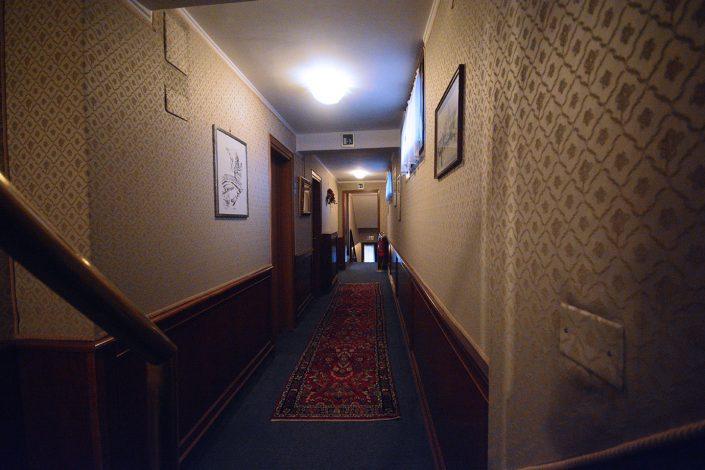 tappeti corridoio hotel falier