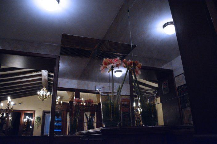 corridoio hotel venezia