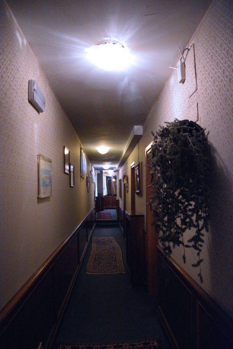 corridoi hotel
