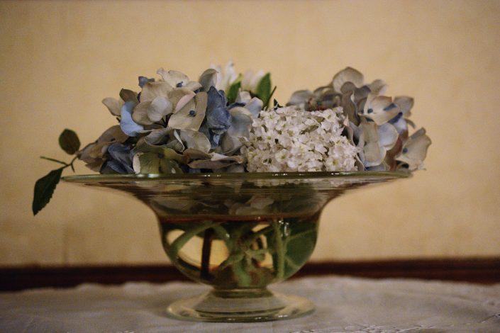 vaso con fiori hotel venezia