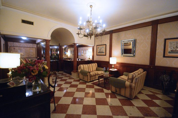 atrio hotel venezia piazzale roma