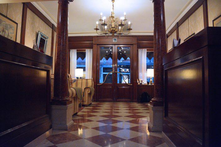 atrio hotel 2 stelle venezia
