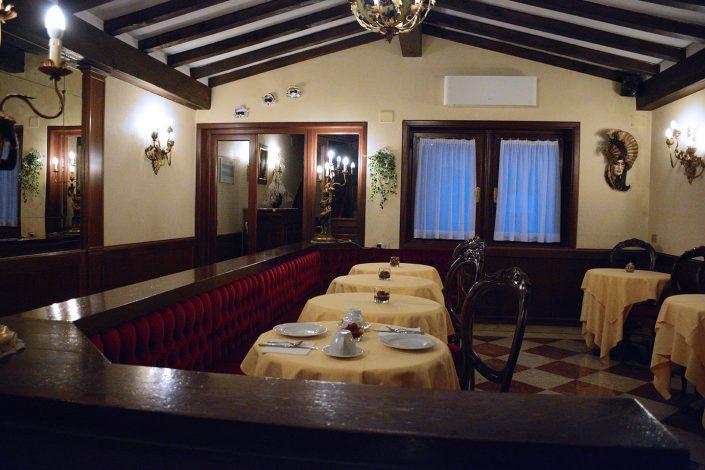 sala colazione pranzo hotel falier