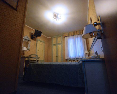 stanza luminosa albergo venezia