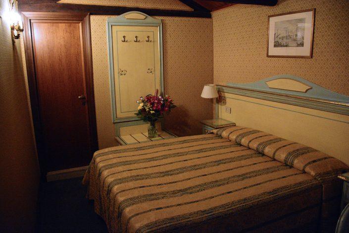 soggiorno a venezia in stanza doppia