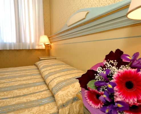 stanza singola o doppia hotel falier