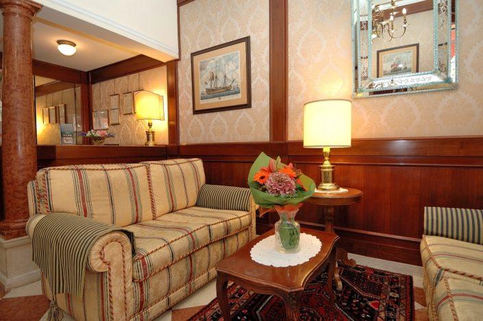 interni hotel venezia