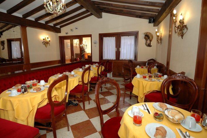 colazione inclusa hotel venezia