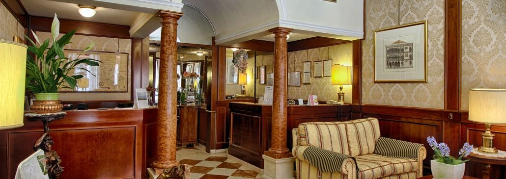 Hotel Venezia 2 stelle in Centro Storico, Economico ...